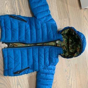 Boy winter jacket
